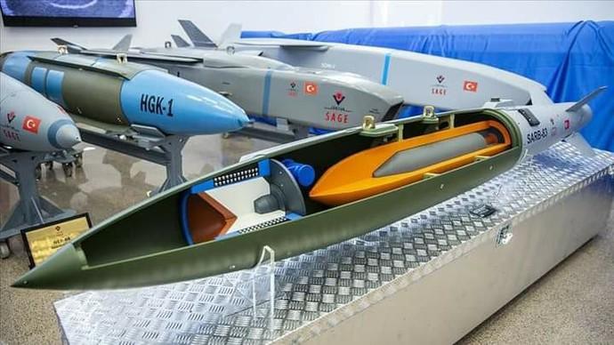 Ardışık delicili uçak bombası SARB-83 nasıl buldunuz?