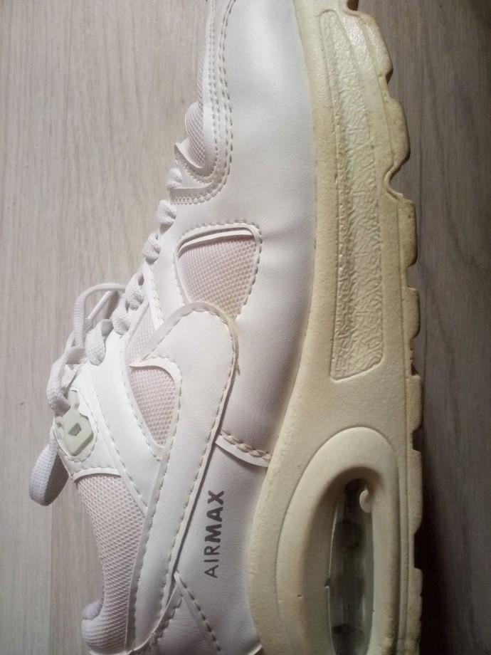 Ayakkabı taban kenarları nasıl beyazlar?