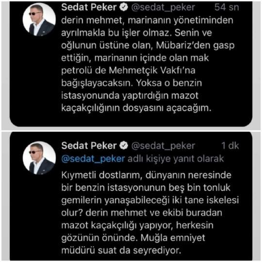 Sedat Peker daha neyi bekliyor?