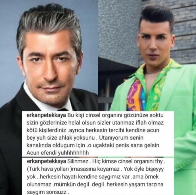 Erkan Petekkaya ödül alan Kerimcan Durmazı eleştirdi, Acun Ilıcalıya ahlâk yoksunu dedi. Sizce haklı mı?