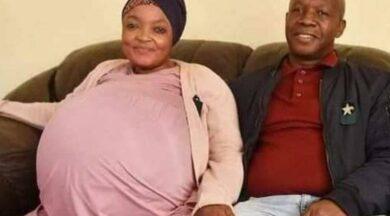 Güney Afrikalı Gosiame Thamara tek seferde 10 çocuk doğurdu! Sen kaç çocuğun olmasını istiyorsun?