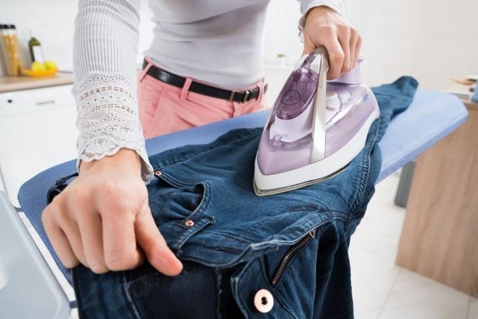 Pantolon ütülerken çift çizgiye tahammül edemeyenlerden misiniz?