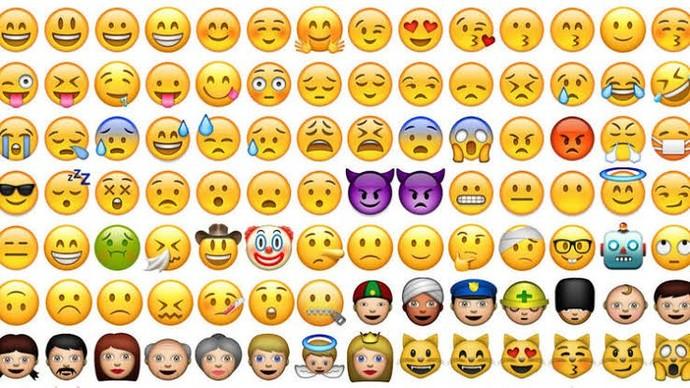Bana emojilerle bir cümle kurabilir misiniz?