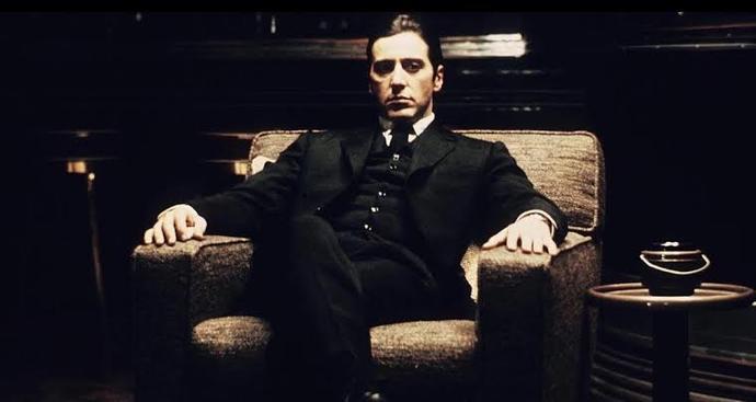 Al Pacino karizması 😁