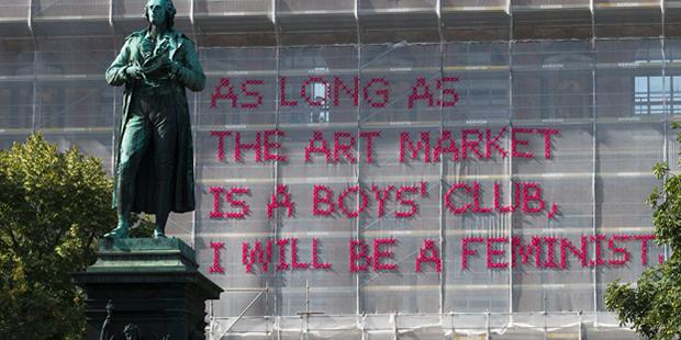 Sanatı bir protesto yöntemi olarak düşünecek olursak, sizce buna en müsait dalı hangisi olurdu?
