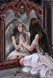 Aynanın karşısına geçtiğinizde kendi kendinize söylediğiniz şey nedir?
