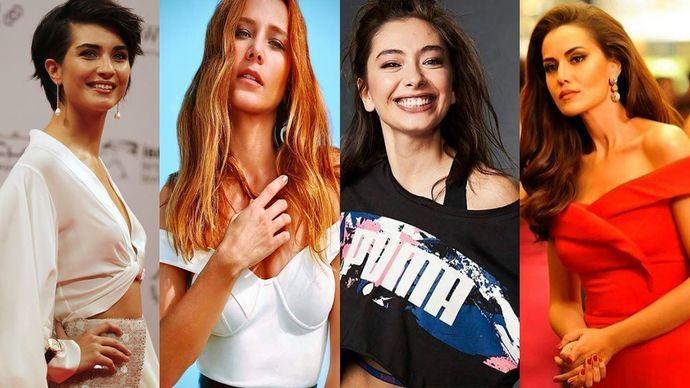 Güzellikleriyle baş döndüren yerli kadın oyuncular arasında senin favorin hangisi?