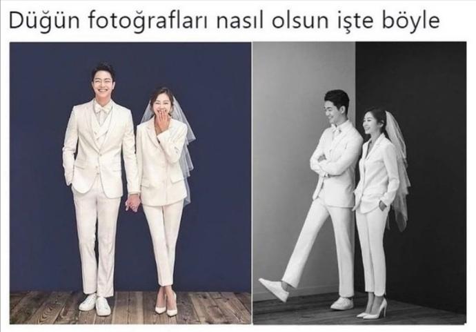 Düğün fotoğrafları klasik mi olmalı, farklı mı?