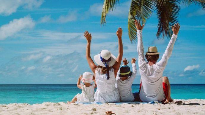 KS ailesi tatil sezonunu açtınız mı?