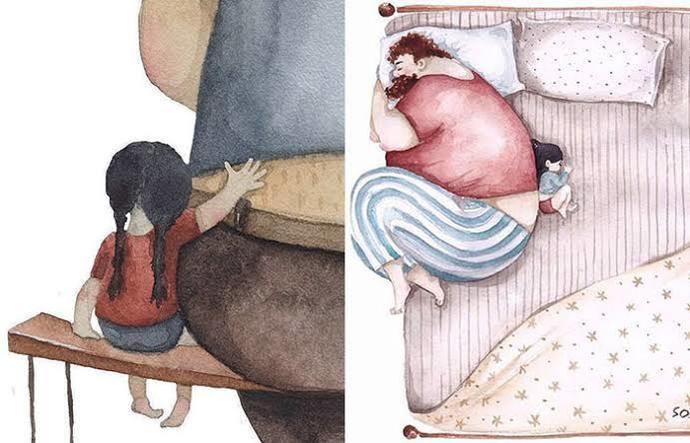 Kızlar babaya, erkekler anneye daha fazla mı düşkün olur?