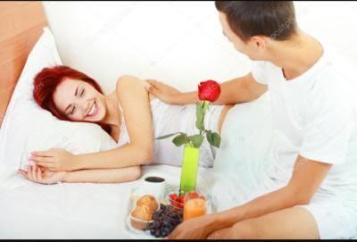 Yatağınıza kahvaltı getiren mi yoksa kucağında mutfağında götüren erkek daha romantik?
