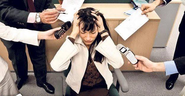 Psikolojik tacize (MOBBİNG) hiç uğradınız mı?