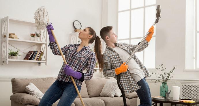 Evini temizlemede temizlikçilere taş çıkartırım diyecek kadar iddialı mısın?