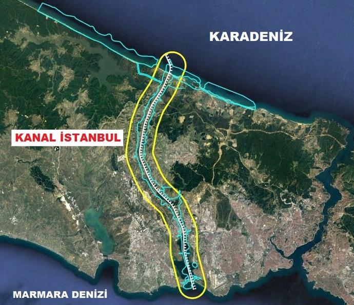 Kanal İstanbulla alakalı görüşleriniz neler?