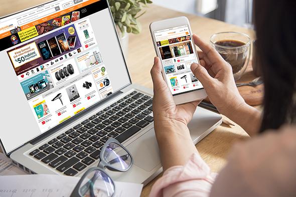 En çok kullandığınız online alışveriş sitesi hangisi?