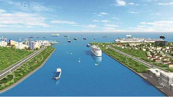 Halkın %51,6sı, Kanal İstanbul rant projesidir dedi. Siz Kanal İstanbulu destekliyor musunuz?