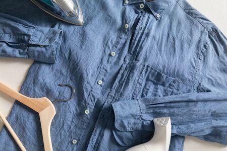 Gömlekler kırışmasın diye özel bir yıkama ayarınız, sırrınız var mı?