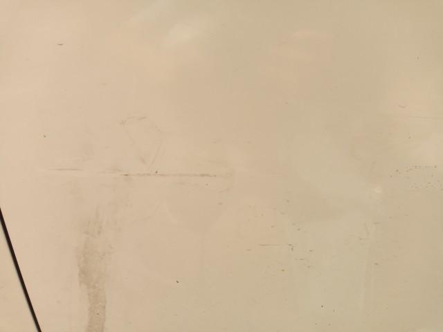 Sıkışma sonucunda sol kısımda çizik ile soyulma oldu. Ne yapabilirim?