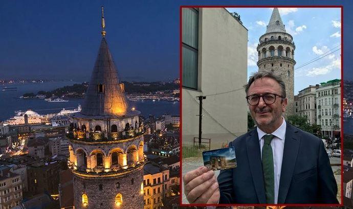 30 TLden 100 TLye çıkartılan Galata Kulesi giriş ücretine ilginç savunma Müze kart teşviği için yaptık Buna inandınız mı?