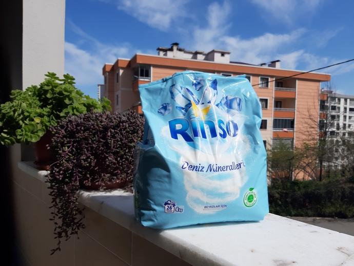 En çok tercih ettiğin Rinso toz hangisi?
