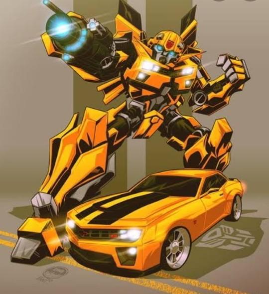Arabanız robota dönüşseydi ne yapardınız?