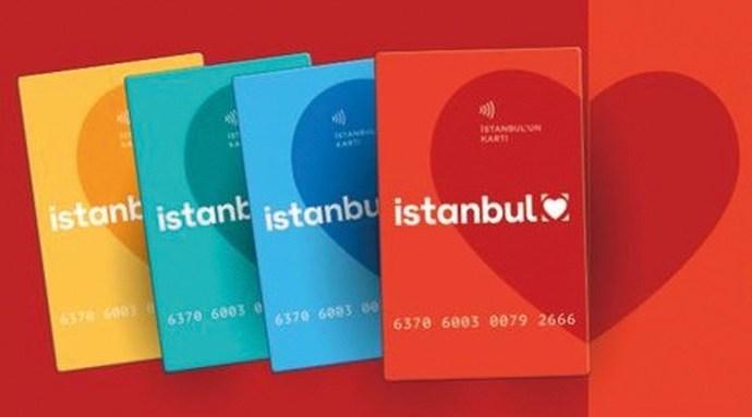 İstanbulkart değiştirildi sizce hangisi daha güzel?
