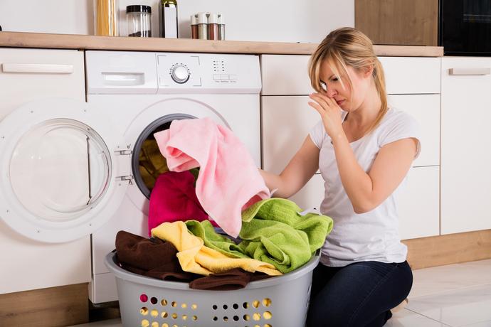çamaşırlarım ter kokuyor