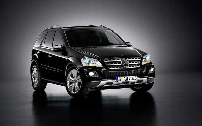 Mercedes ML 350 nasıl sizce?
