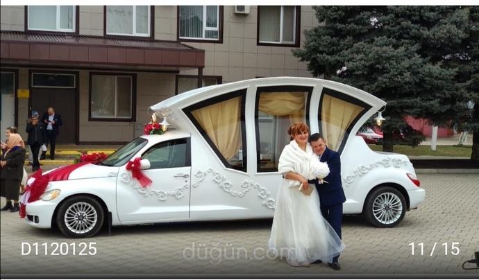 Erkek yeğenimin düğününde gelin arabası olarak bu aracı düşünüyoruz, sizce uygun mu?