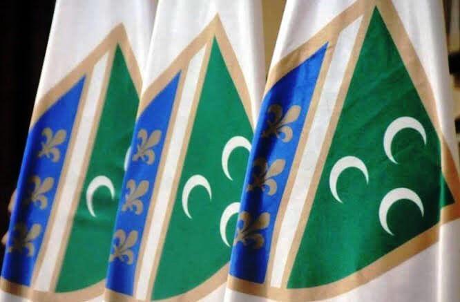 İşte benim bayrağım, işte Bosnam