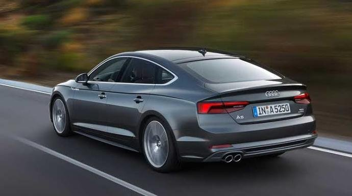 Audi a5 mis gibi araç