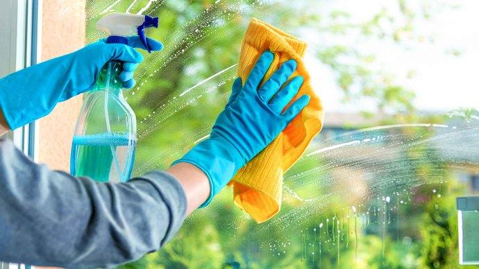 Eldivenle rahatça temizlik yapar mısınız?