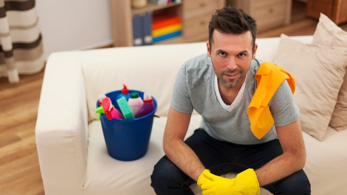 Ev işlerini hep erkekler yapsa nasıl olur?