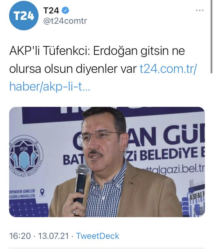 Erdoğan'ın gitmesini istemek doğal hakkımız değil mi?