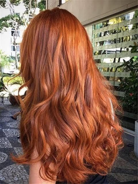 Sizce saçımı bakır rengine boyatayım mı?