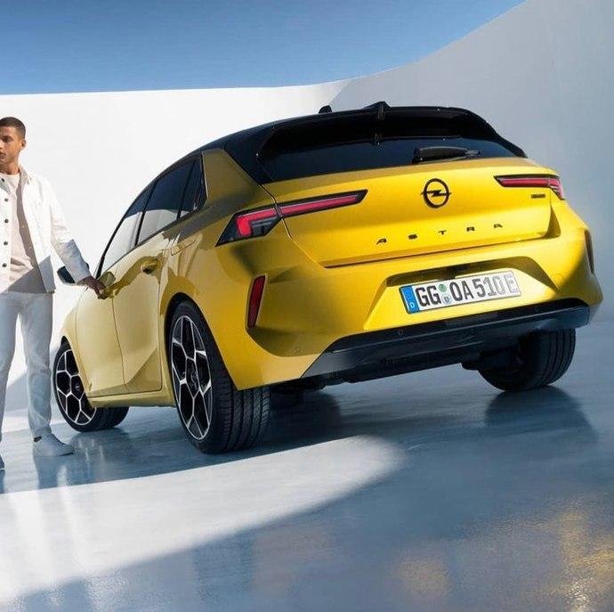 Yeni Opel Astrayı nasıl buldunuz?