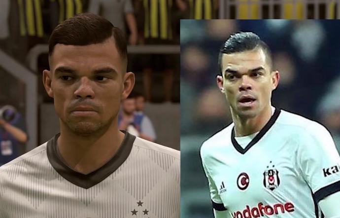 Sizce oyuncu yüzlerini Fifa mı daha iyi yapıyor yoksa Pes mi?