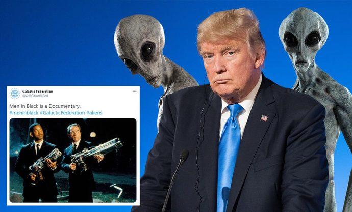 İsrail, uzaylıların ABD ile anlaşma yaptığını iddia etti! Sizce uzaylılar gerçekten var mı?