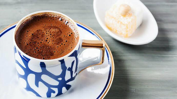 Güzel Turk kahvesi nasıl yapılır?