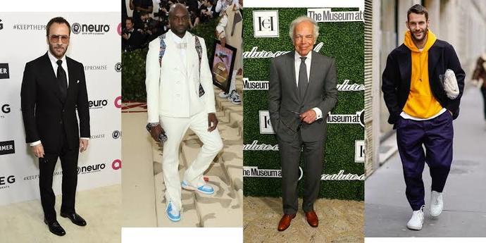 Erkekler her yaşta her türlü giyele bilir mi?
