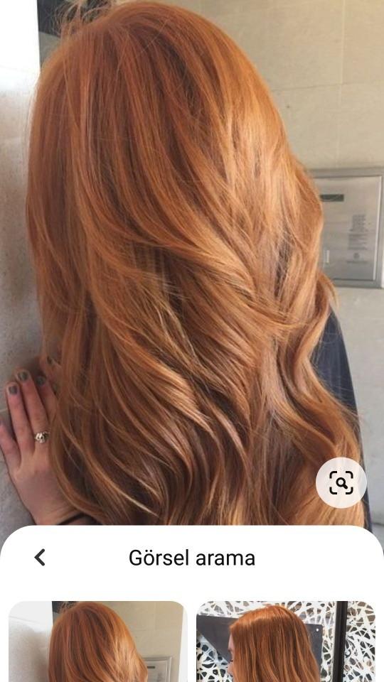 Bakır mı sarı saç mı? Hangisi güzel?