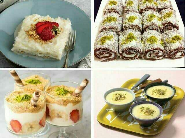 Sütlü tatlı mı şerbetli tatlı mı?