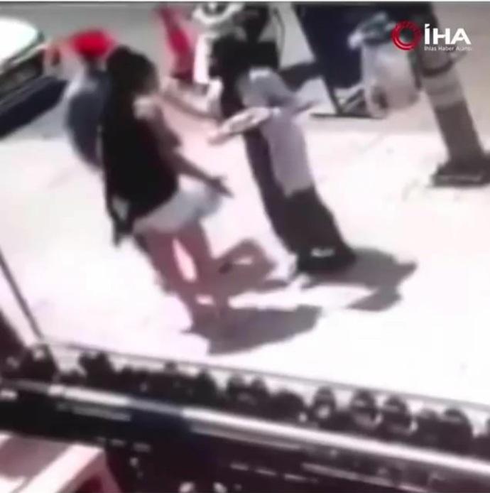 Kadinin kadına şiddeti?