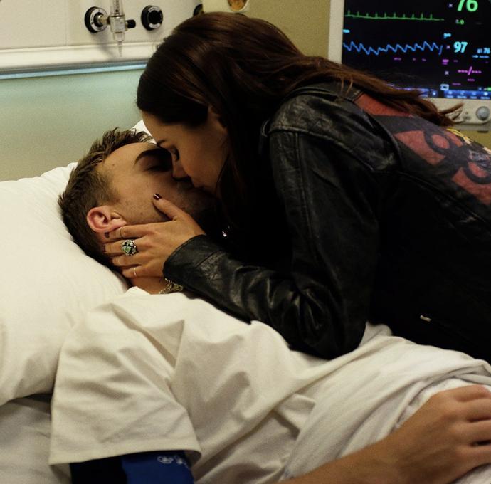 Sevgiliniz/eşiniz ciddi bir hastalığa kapılsa yanında olur musunuz?