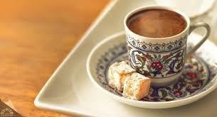 Turk kahvesinin yanına ne yakışır?