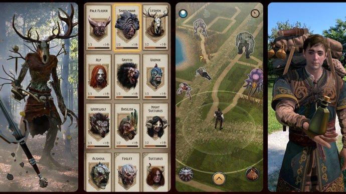 The Witcher: Monster Slayer oyunu yayınlandı! Oyunu beğendiniz mi?