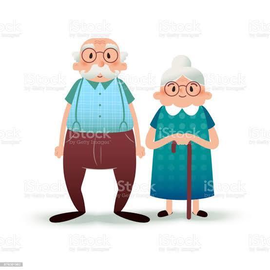 Arkadaslar, Gelecekte Yaşlaninca nasil birisi olacağınızı tahmin edeyimmi?