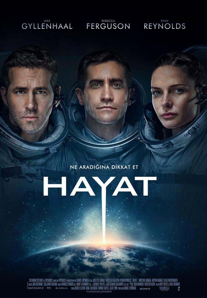 Uzay temalı filmleri sever misiniz?