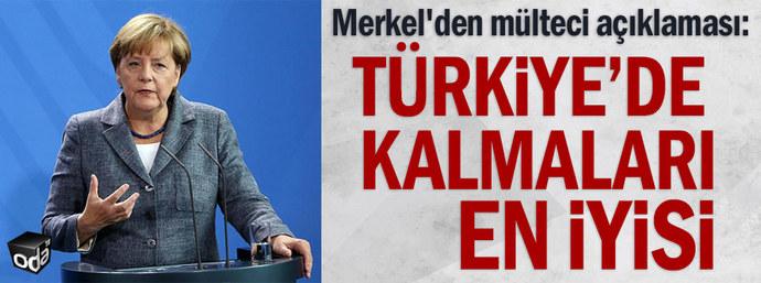 Merkel mülteciler Türkiyede kalsın, AB üyeliği beklemesin dedi! Mülteciler bizi nasıl etkiledi?