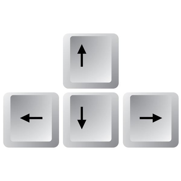 WASD vs Arrow Keys! Oyun oynarken hangi tuşları kullanmayı tercih ediyorsunuz?